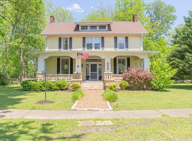 500 Ne Atlantic St, Tullahoma, TN 37388 (MLS #RTC2252444) :: Team Jackson | Bradford Real Estate