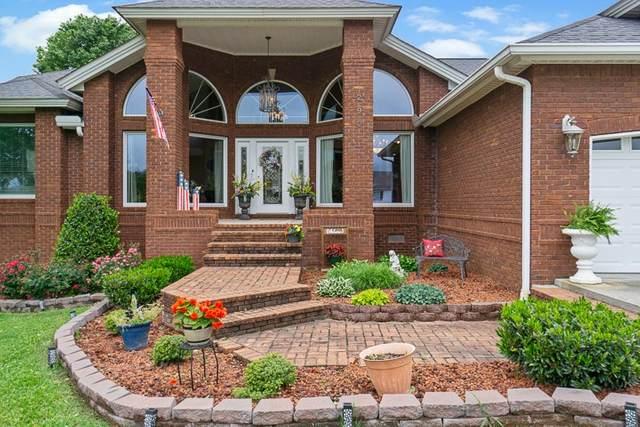 290 Ben La Dr, Mc Minnville, TN 37110 (MLS #RTC2252473) :: John Jones Real Estate LLC