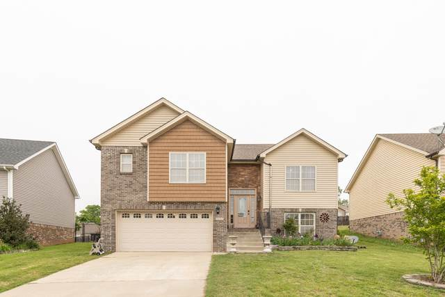 1664 Buchanon Dr, Clarksville, TN 37042 (MLS #RTC2252500) :: Your Perfect Property Team powered by Clarksville.com Realty