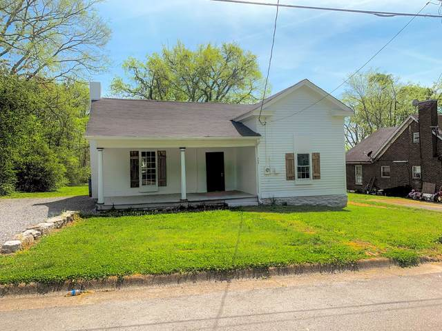 406 Carney St, Shelbyville, TN 37160 (MLS #RTC2252520) :: John Jones Real Estate LLC
