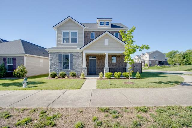 3736 Hoggett Ford Rd, Hermitage, TN 37076 (MLS #RTC2252553) :: Ashley Claire Real Estate - Benchmark Realty