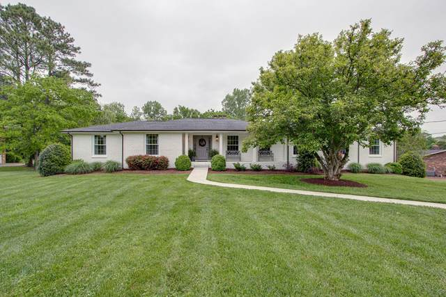 418 Dahlia Dr, Brentwood, TN 37027 (MLS #RTC2252556) :: FYKES Realty Group