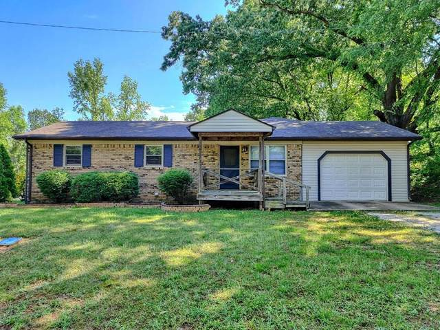 615 Clifty Rd, Paris, TN 38242 (MLS #RTC2252561) :: HALO Realty