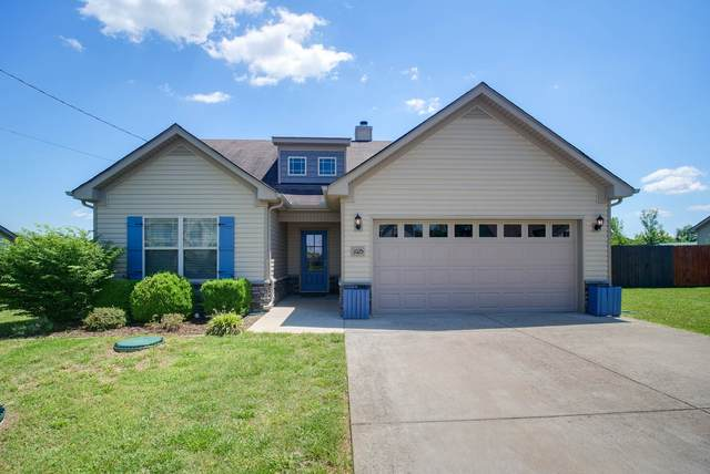 1025 Shallow Water Way, Murfreesboro, TN 37127 (MLS #RTC2252612) :: John Jones Real Estate LLC