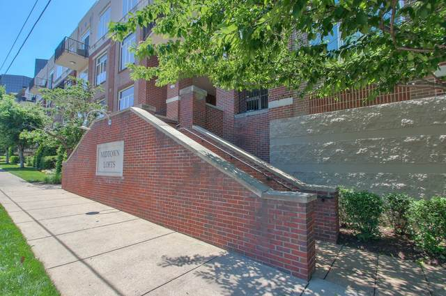 205 31st N #305, Nashville, TN 37203 (MLS #RTC2252676) :: The Adams Group