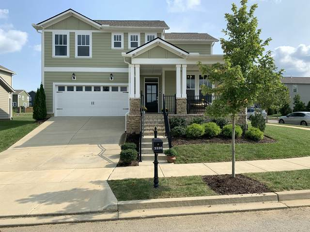 3330 Vinemont Dr, Thompsons Station, TN 37179 (MLS #RTC2252683) :: Nashville on the Move