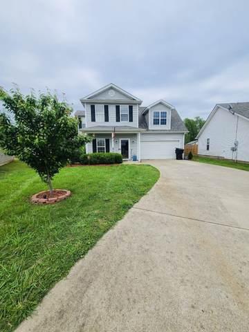 2701 Pepperdine Dr, Murfreesboro, TN 37128 (MLS #RTC2252690) :: RE/MAX Homes And Estates