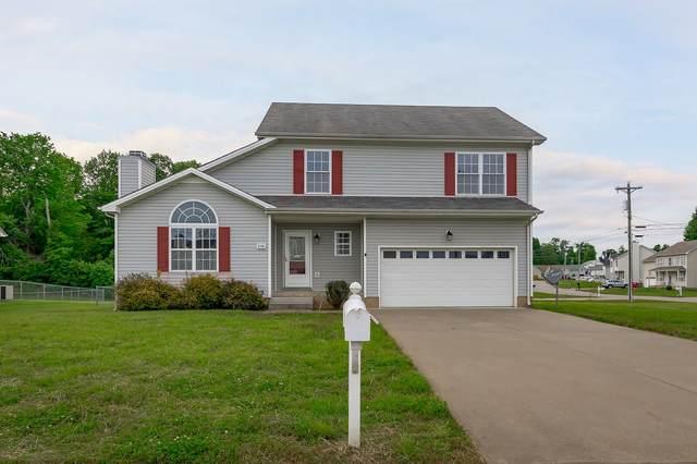 3786 Man O War Blvd, Clarksville, TN 37042 (MLS #RTC2252698) :: Team George Weeks Real Estate