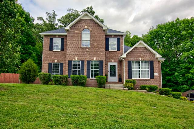 3443 Hickory Glen Dr, Clarksville, TN 37040 (MLS #RTC2252733) :: The Adams Group