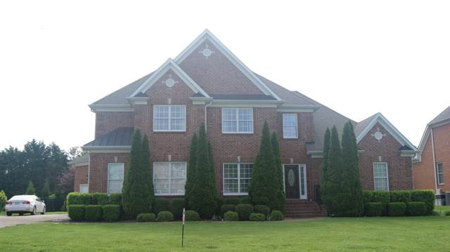 1030 Somerset Downs Blvd, Hendersonville, TN 37075 (MLS #RTC2252795) :: RE/MAX Homes And Estates