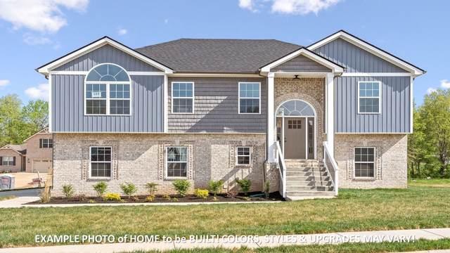 91 Hillwood, Clarksville, TN 37040 (MLS #RTC2252829) :: EXIT Realty Bob Lamb & Associates