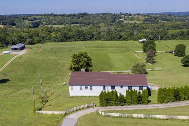 595 Lebanon Pike, Hartsville, TN 37074 (MLS #RTC2252830) :: HALO Realty