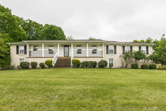 1597 E Broadway, Gallatin, TN 37066 (MLS #RTC2252886) :: Christian Black Team