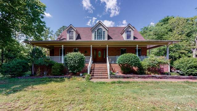 2300 Lee Rd, Spring Hill, TN 37174 (MLS #RTC2252909) :: The Adams Group