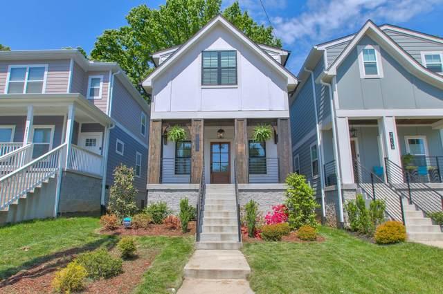 2419A Emmett Ave, Nashville, TN 37206 (MLS #RTC2252957) :: EXIT Realty Bob Lamb & Associates