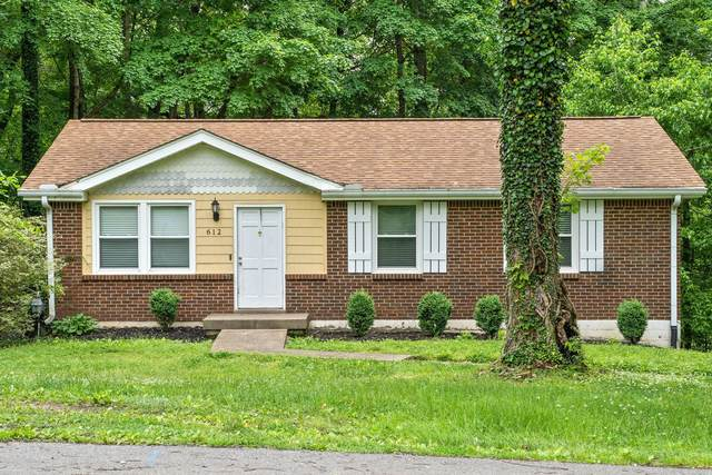 612 Kingsbury Rd, Clarksville, TN 37040 (MLS #RTC2252962) :: EXIT Realty Bob Lamb & Associates