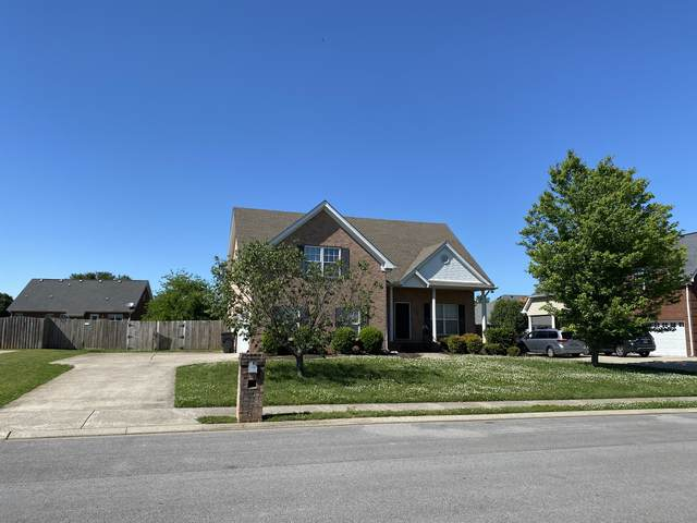 2722 Maylon Drive, Murfreesboro, TN 37128 (MLS #RTC2252979) :: HALO Realty