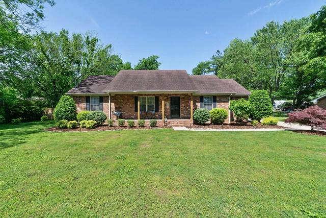 2407 Tinnell Ct, Murfreesboro, TN 37129 (MLS #RTC2252999) :: John Jones Real Estate LLC