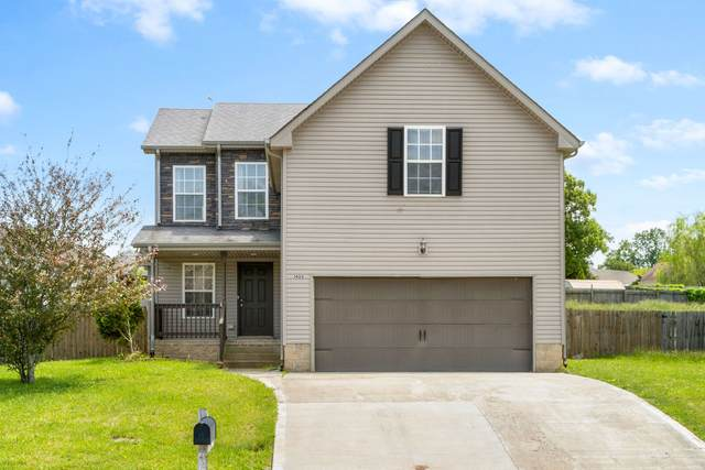 1408 Mutual Dr, Clarksville, TN 37042 (MLS #RTC2253014) :: Nashville on the Move