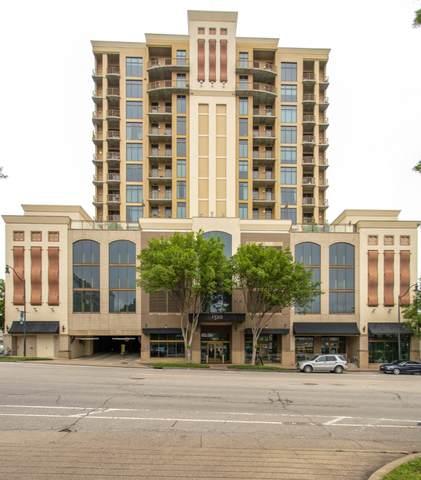 1510 Demonbreun Street #510, Nashville, TN 37203 (MLS #RTC2253046) :: RE/MAX Homes And Estates