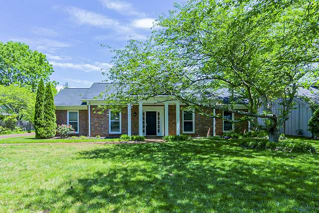 1022 Boxwood Dr, Franklin, TN 37069 (MLS #RTC2253057) :: FYKES Realty Group