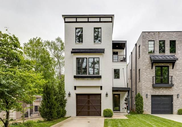 121C Lincoln Ct, Nashville, TN 37205 (MLS #RTC2253058) :: RE/MAX Homes And Estates