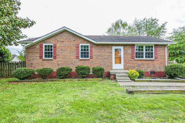 601 Volunteer Dr, White House, TN 37188 (MLS #RTC2253078) :: EXIT Realty Bob Lamb & Associates