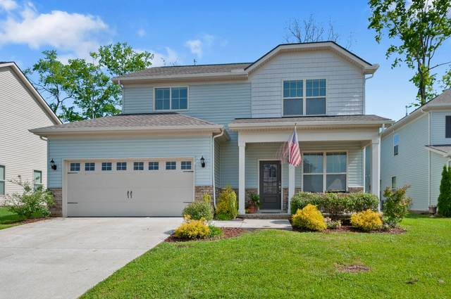 1030 Keeneland Dr, Spring Hill, TN 37174 (MLS #RTC2253079) :: Nashville on the Move