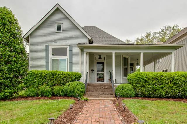 4714 Nevada Ave, Nashville, TN 37209 (MLS #RTC2253148) :: RE/MAX Homes And Estates
