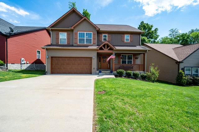 1180 Eagles Bluff Dr, Clarksville, TN 37040 (MLS #RTC2253157) :: The Adams Group