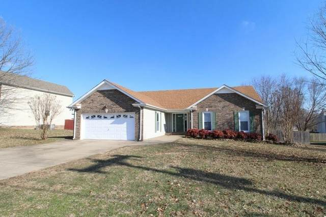 2453 Widgeon Drive, Clarksville, TN 37042 (MLS #RTC2253177) :: HALO Realty