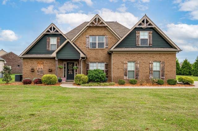 1302 Sorrell Dr, Murfreesboro, TN 37128 (MLS #RTC2253185) :: Village Real Estate