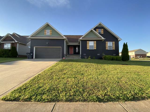 701 White Face Dr, Clarksville, TN 37040 (MLS #RTC2253192) :: HALO Realty