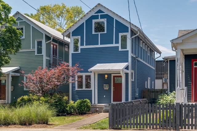 1023 2nd Ave S A, Nashville, TN 37210 (MLS #RTC2253235) :: RE/MAX Homes And Estates