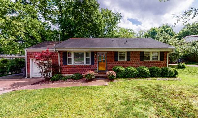 832 Lemont Dr, Nashville, TN 37216 (MLS #RTC2253254) :: Team Jackson | Bradford Real Estate