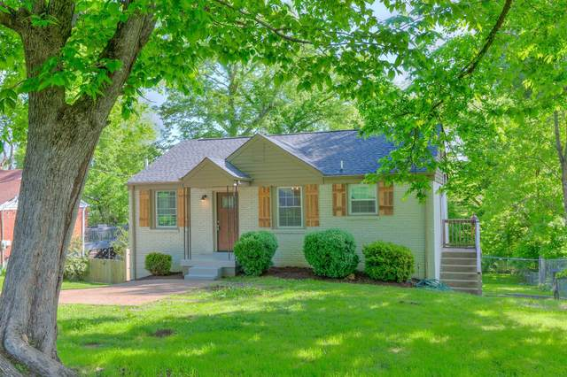 2331 Fernwood Dr, Nashville, TN 37216 (MLS #RTC2253259) :: The Milam Group at Fridrich & Clark Realty