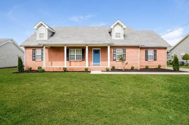 213 Merlin Dr, Murfreesboro, TN 37127 (MLS #RTC2253269) :: RE/MAX Homes And Estates