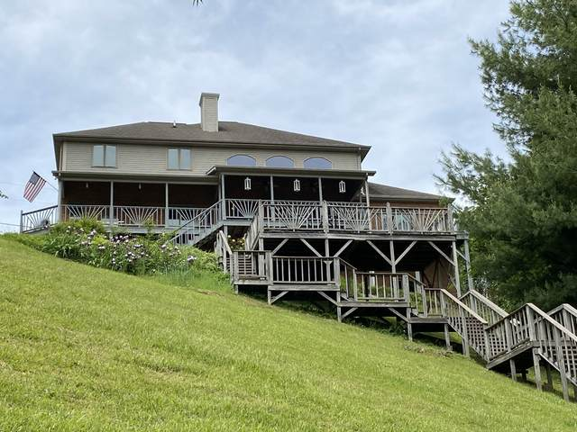 1595 Little Hurricane Rd, Winchester, TN 37398 (MLS #RTC2253274) :: Amanda Howard Sotheby's International Realty