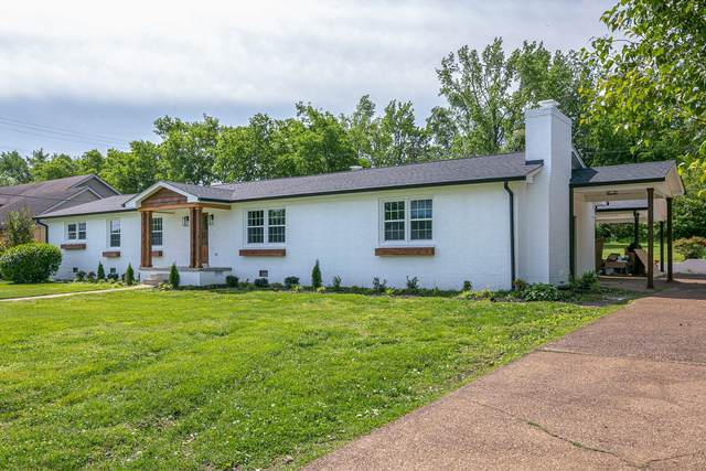 307 Cloverdale, Shelbyville, TN 37160 (MLS #RTC2253277) :: Trevor W. Mitchell Real Estate