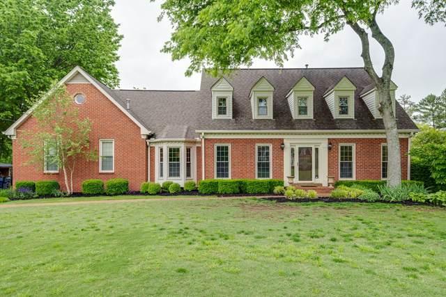 803 Hunterboro Ct, Brentwood, TN 37027 (MLS #RTC2253284) :: RE/MAX Homes And Estates