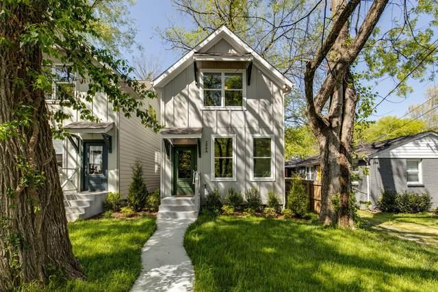 206 Lutie Street A, Nashville, TN 37210 (MLS #RTC2253297) :: RE/MAX Homes And Estates