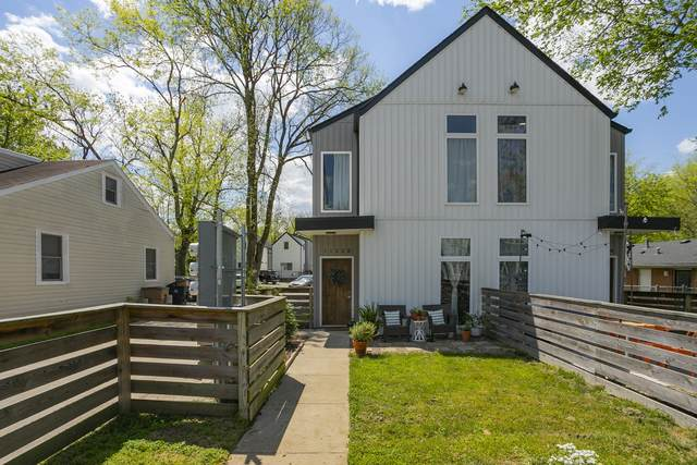 1122B Chester Ave, Nashville, TN 37206 (MLS #RTC2253305) :: RE/MAX Homes And Estates