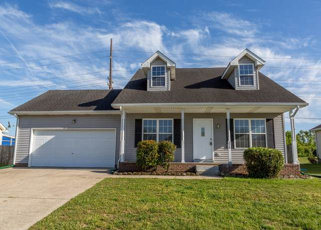 238 Grassmire Dr, Clarksville, TN 37042 (MLS #RTC2253310) :: RE/MAX Homes And Estates