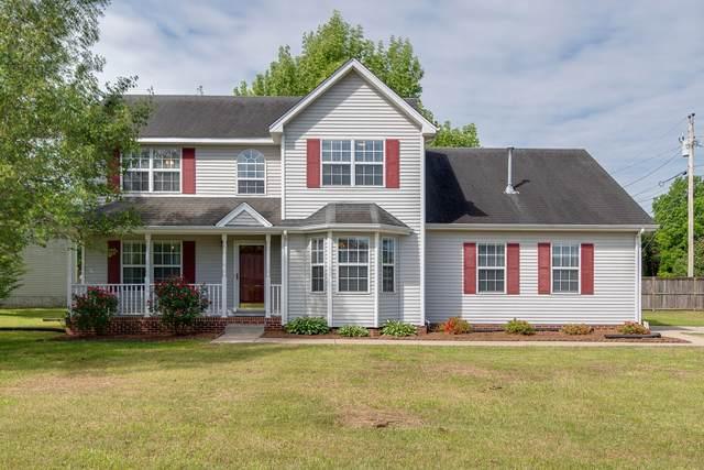 583 Mason Tucker Dr, Smyrna, TN 37167 (MLS #RTC2253319) :: Team Jackson | Bradford Real Estate