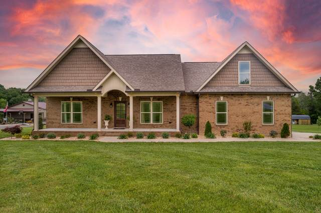 1600 Horse Mountain Road, Shelbyville, TN 37160 (MLS #RTC2253332) :: Trevor W. Mitchell Real Estate