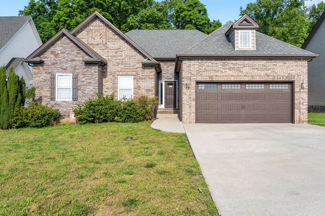 1732 Apache Way, Clarksville, TN 37042 (MLS #RTC2253366) :: RE/MAX Homes And Estates