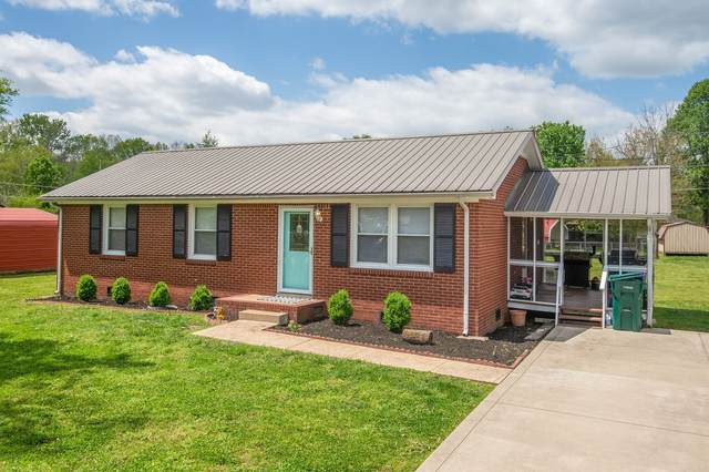 112 Powell Ave, Waverly, TN 37185 (MLS #RTC2253378) :: The Adams Group