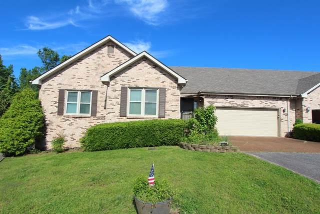 1818 Memorial Dr #40, Clarksville, TN 37043 (MLS #RTC2253511) :: Fridrich & Clark Realty, LLC