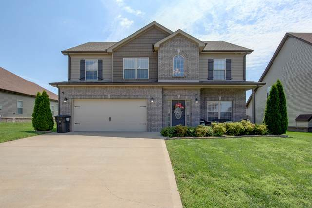 1965 Sunset Meadows Way, Clarksville, TN 37042 (MLS #RTC2253564) :: The Godfrey Group, LLC