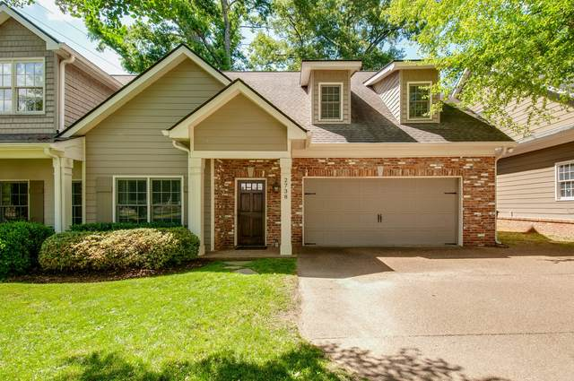 2738 Sharondale Ct, Nashville, TN 37215 (MLS #RTC2253573) :: The Milam Group at Fridrich & Clark Realty